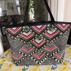Rebecca Minkoff Beaded Tote Bag